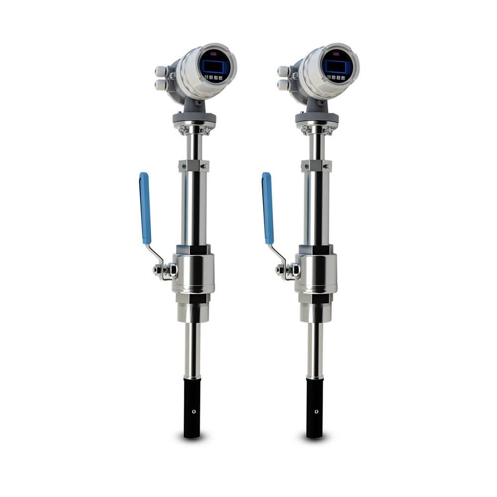 RS485 calibração do medidor de fluxo de água de medição do fluxo de saída digital de alta viscosidade