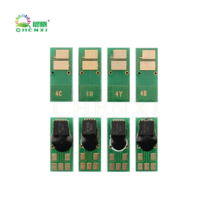 Toner cartridge chip resetter CF400A compatible for hp for Color LaserJet Pro M252 M277