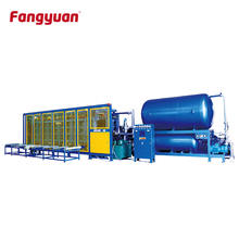 Fangyuan eps expanded polystyrene foam wall panel building block production line making machine