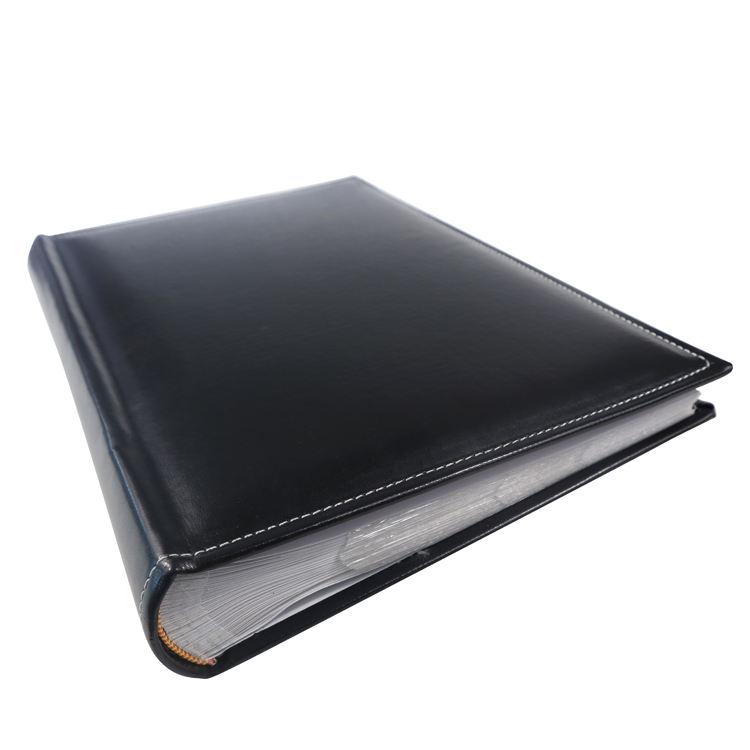 <span class=keywords><strong>Черный</strong></span> Pu leatherine book bound 4R 300 карманы <span class=keywords><strong>фото</strong></span>альбом