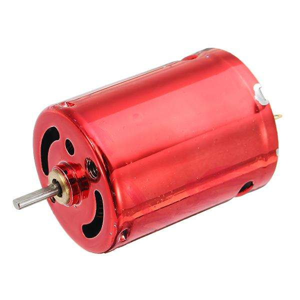 370 DC 7.4V 50000RPM Motor Adjustable Permanent Magnet Miniature Motor