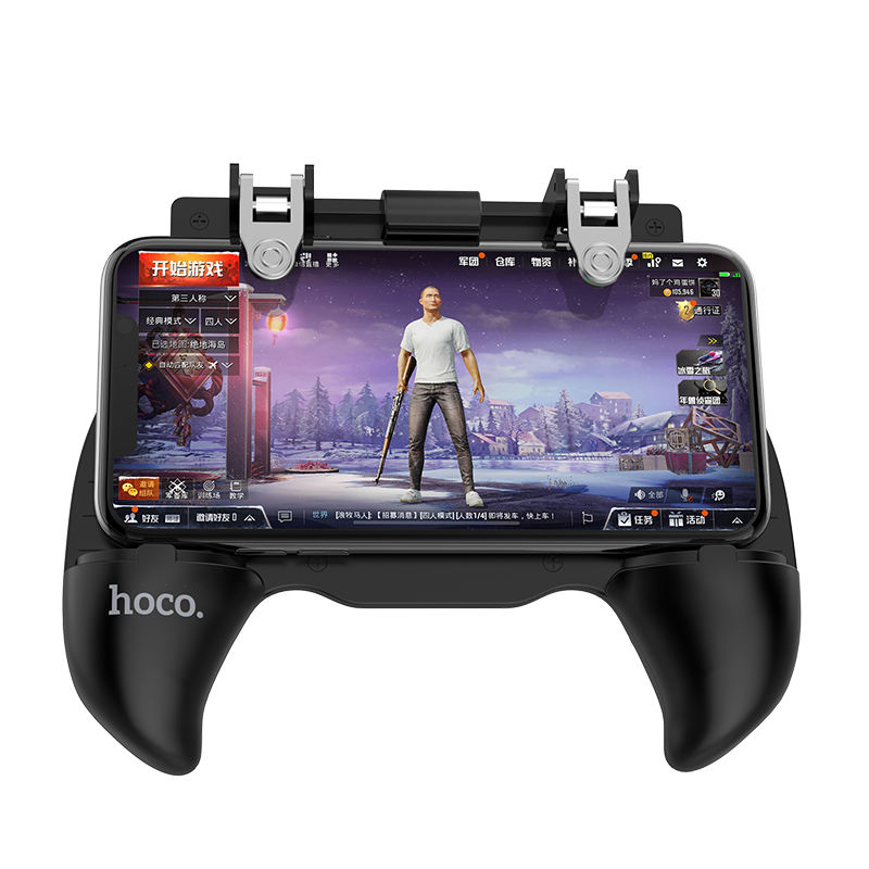 2019 New Hoco GM2 PUBG Winner Game Controller For Smartphone