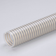 Transparent PVC Hose With Rigid PVC Spiral-4 Inch