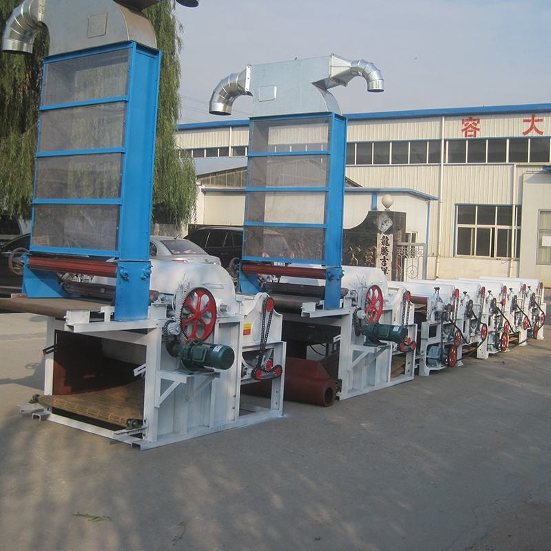 Ce Textile Waste Opening Recycling Machine for Tearing Yarn/Clothes /Cotton /Denim /Garment made in China