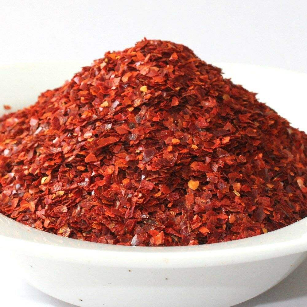 Organic Red Chili - Crushed
