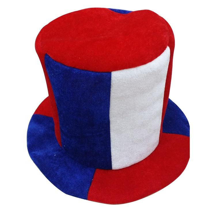 2018 world cup cheap wholesale manufacture fans soccer crazy hat for football fans
