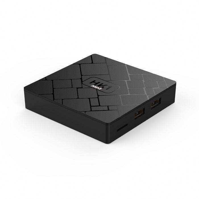 Vera e propria fabbrica più poco costoso RK3229 <span class=keywords><strong>Tv</strong></span> Box HK1 mini Android 8.1 di Android <span class=keywords><strong>Tv</strong></span> Box 2 gb 16 gb