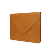 2019 Water-resistant High-quality Leather Envelop  Notebook Laptop Sleeve for Mac-book Air