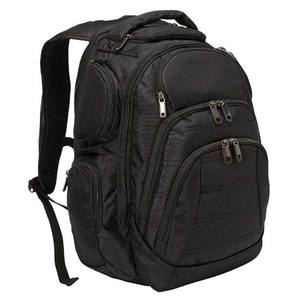 Durable 1680D polyester gentleman large trendy men's best business travel backpack laptop