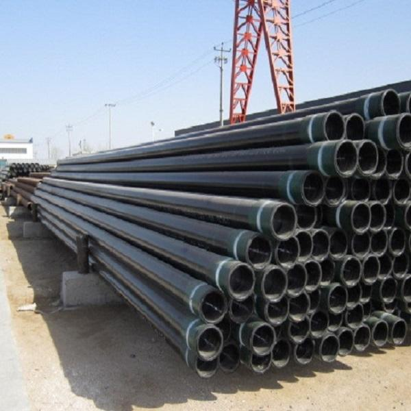 Oil and Gas Casing Tube API 5CT J55 N80 OCTG Casing Tubing and Drill Pipe