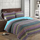 Hot Selling Cotton Quilted Water-Washing Patchwork Comfortable Home Bedding Sets