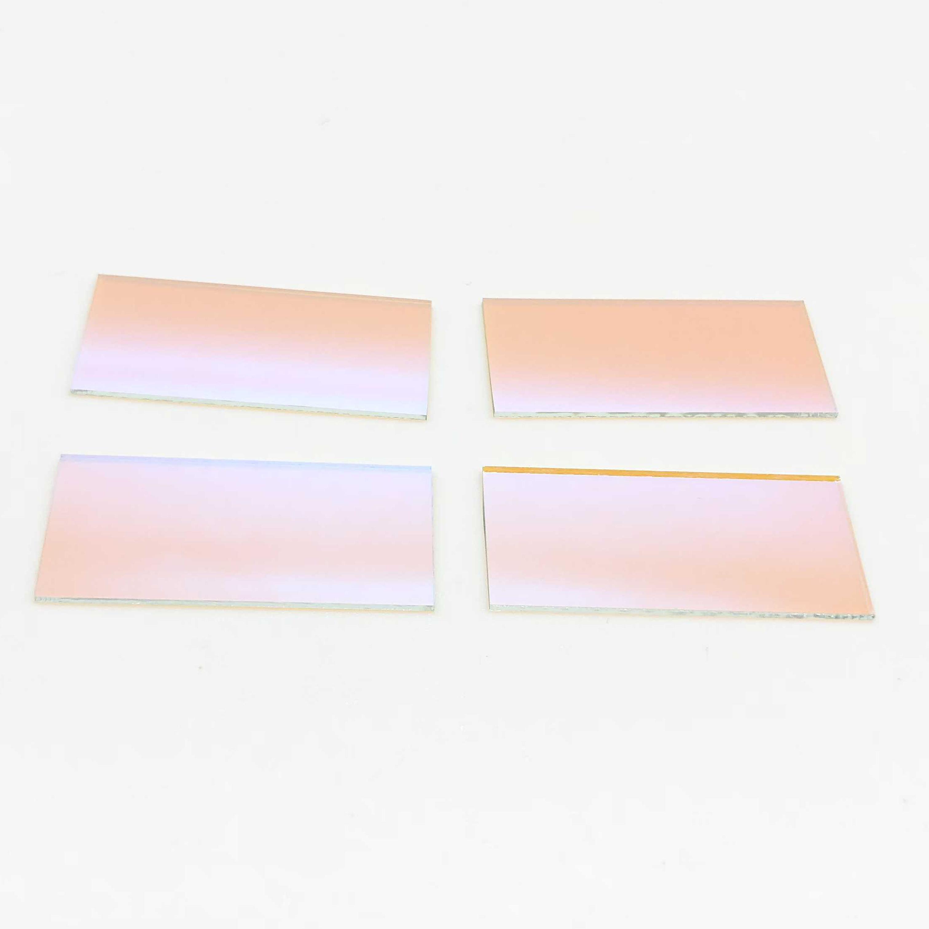 Di alta qualità di Vendita Calda ir 510nm cobalto a raggi infrarossi luce filtri rossi occhiali