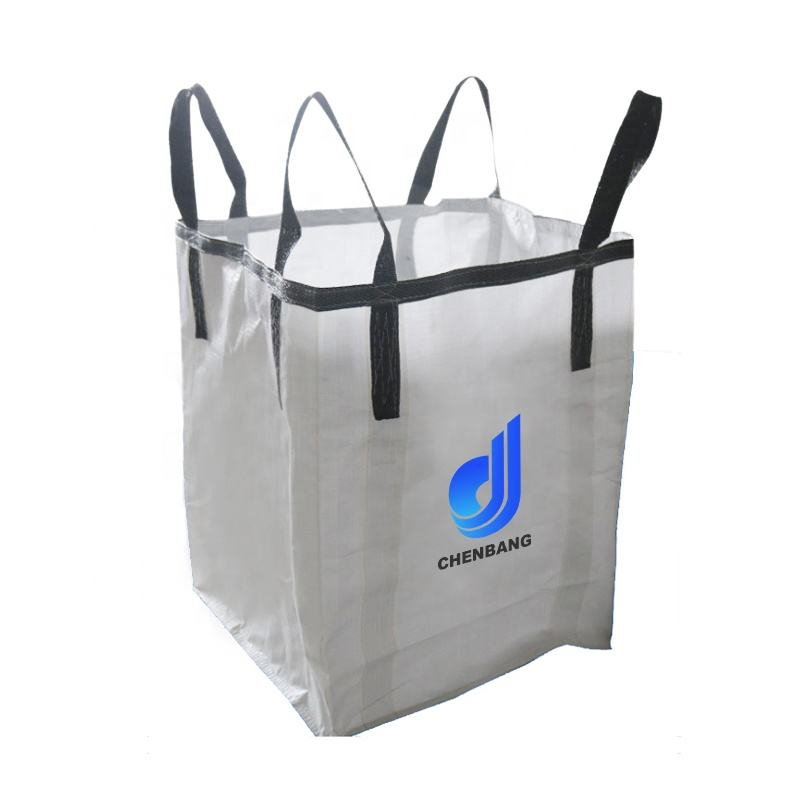 Low price 1 tonne sand bulk bag FIBC jumbo big bag cement packing