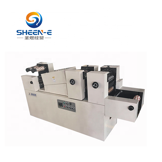 SY360 CHINA Flexographic Printing Machine for Adhesive Tape