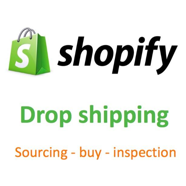 Shopify e-commerce dropshipping freight forwarder from China to USA Europe Canada Australia