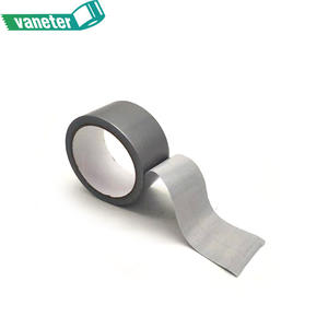 Waterproof grey sliver strong duct tape packages free sample