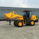 ZL50 W136 3ton wheel loader for sale