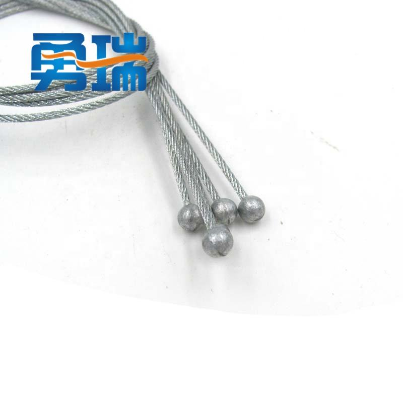 highly custom Ball zinc alloy casting cable 7*7 for sling system lanterns hardware fittings