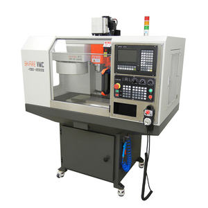 Skyfirecnc SVM-1VMC Mini Machining Center