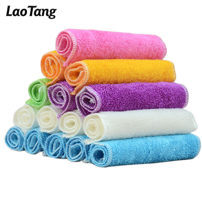 Kitchen Kitchen Wash Clean Cloths Kitchen Wiping Rag Clean Wash Towel Plant Fiber Organic Cleaning Dish Cloths Wholesale