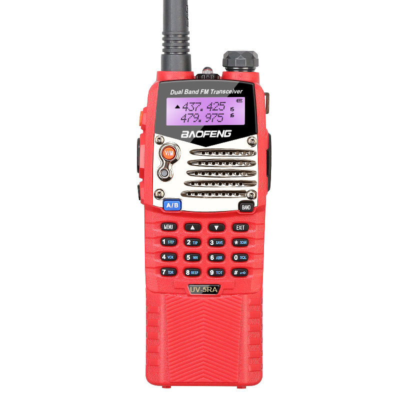 Güvenlik walkie-talkie baofeng uv-5ra