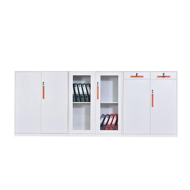low price Metal Furniture Knock Down Used Office Filing Cabinet Steel Storage Cabinets Steel Cabinet Sale