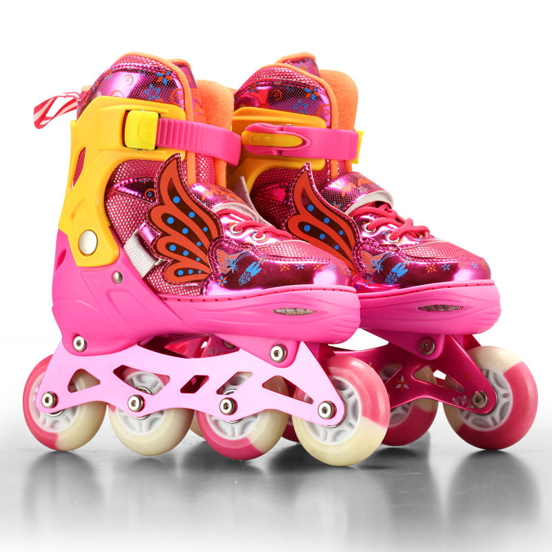 funny vibrators kids toys electric inline skate winter toys outdoor child roller skates adults for boys and girls