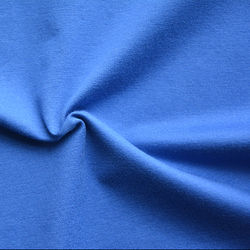 100% Cotton Mercerized Warp Knitting Fabric Wholesale Price Single Jersey T Shirt Fabric