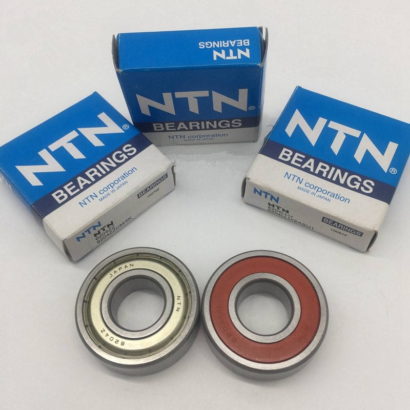 Single Row [ Bearing ] Radial Ball Bearing NTN 6205LLU/2ASU1 Deep Groove Radial Ball Bearing 6205LLU C3