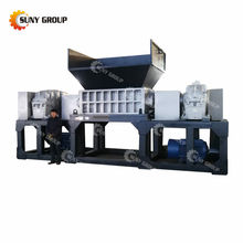 Car Steel Shredder Waste Iron Plastic Aluminum Tearing Machine Price