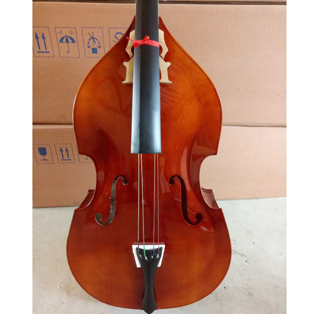 High quality made in china plywood 3/4 double bass