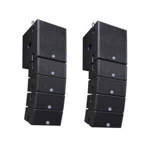 Aktive Pro Line Array Lautsprecher