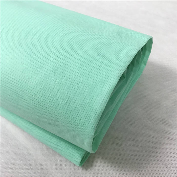 SMS SMMS SSMMS 100%PP spunbond non woven fabric for medical