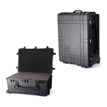 Big trolley Wear-resisting thickening  tool box on wheels Special Aircraft packaging clothing case