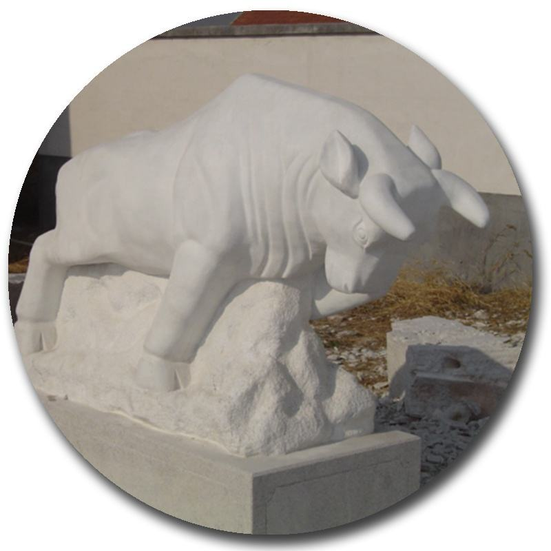 bufalo animale carving