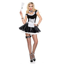 Factory hot sale maid costume