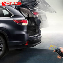 Car electric tailgate lift Double pole bottom Lock Suction Power operated tailgate For 2012 Porsche Cayenne