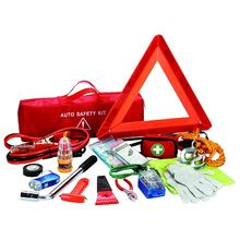 Safety roadside assistance kit safety vehicle tool car accessories emergency tool