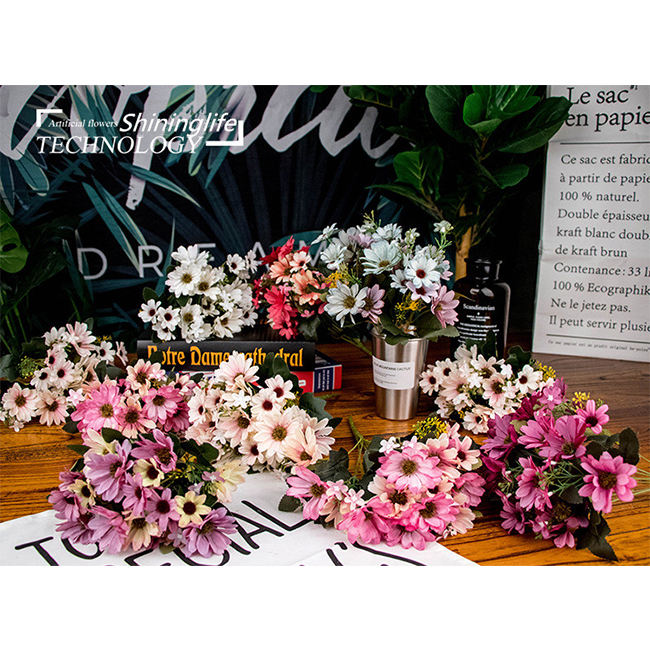 Shininglife Brand wholesale silk flowers mothers day gifts flowers artificial