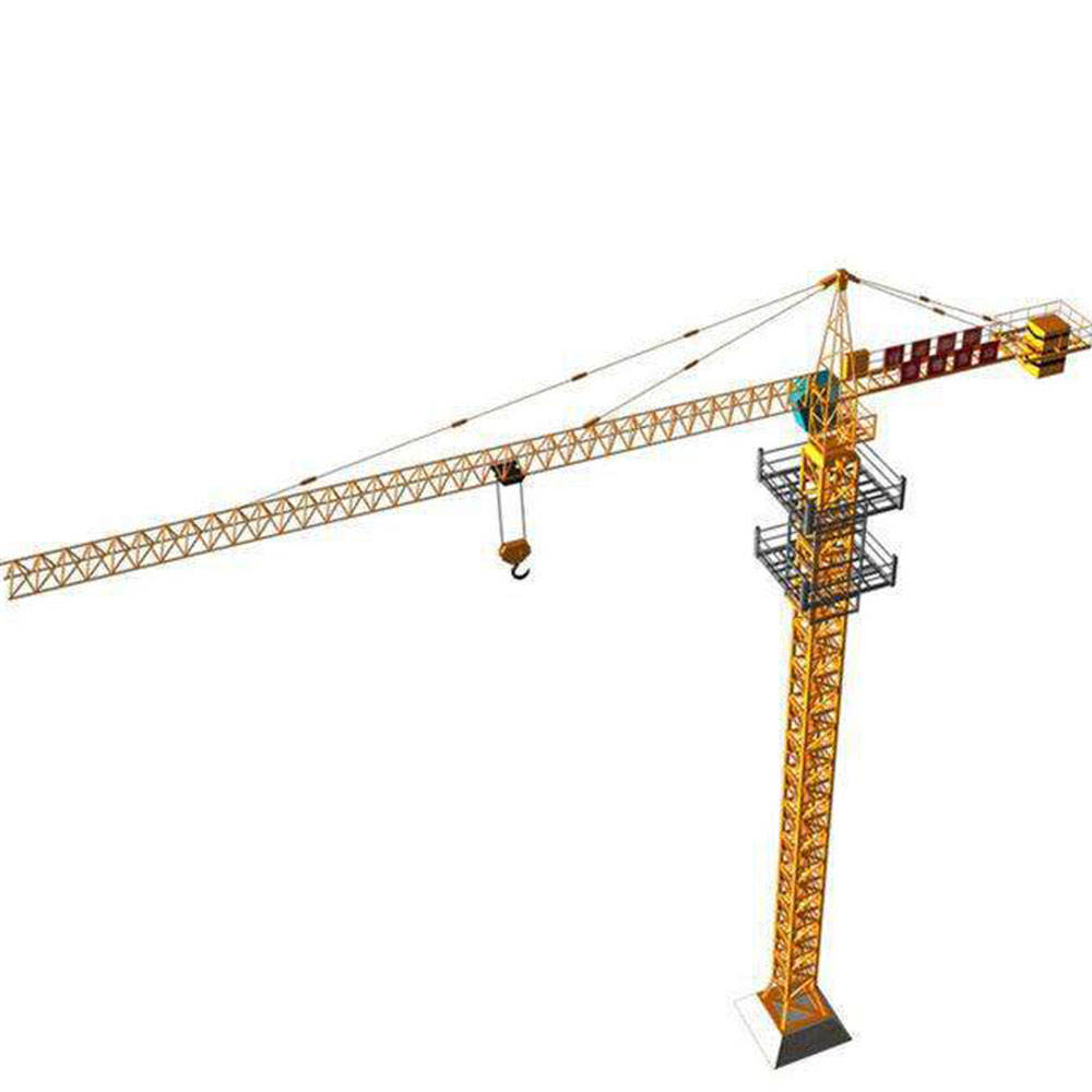 High Quality Tower Crane second hand 2012 used
