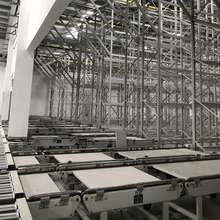 Automatic Warehouse Storage Rack System Automatic shelves