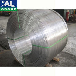 Enamelled Aluminum Wire For Good Electrical Condutivity In Power-generating And Power-driven Machine