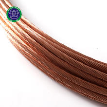 Electric Wire Cable Copper/CCA 0.5mm--400mm Electric Wire