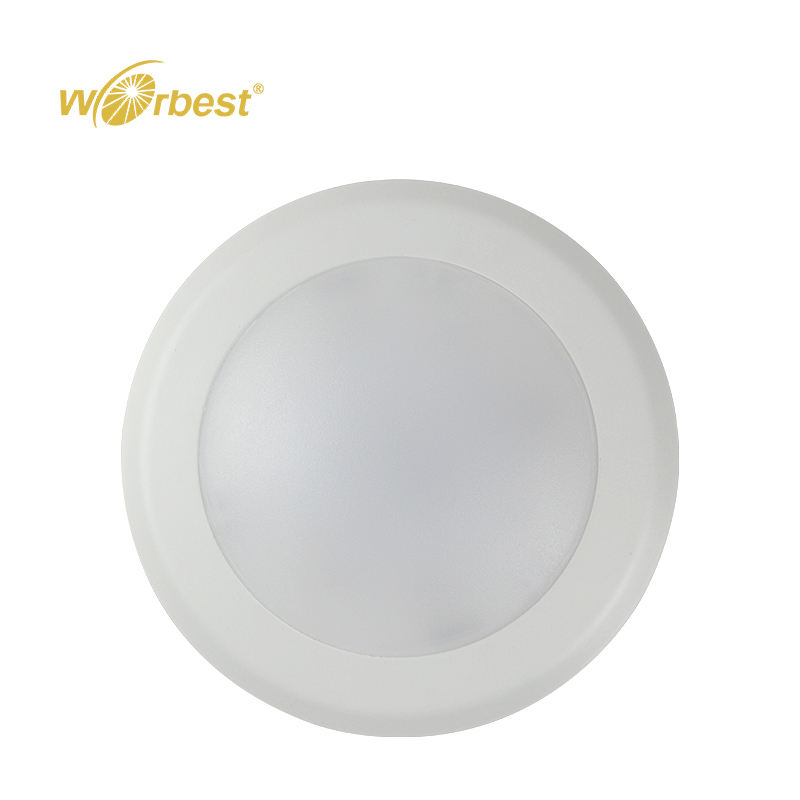 "6/7.5 אינץ סומק הר דיסק LED <span class=keywords><strong>Downlight</strong></span> 1050LM, Dimmable, Hardwire 4/6 ""צומת תיבה, שקוע Retrofit תקרת מתקן"