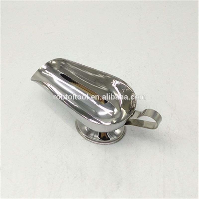 Stainless steel 소스 컵 식탁 소스 jar <span class=keywords><strong>육즙</strong></span> <span class=keywords><strong>보트</strong></span>에