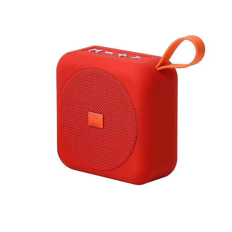 Fabric Handsfree Audio Powered Portable Bluetooth Outdoor Speaker