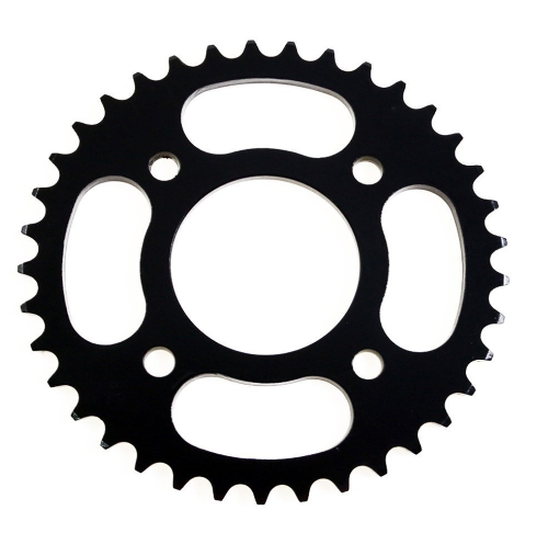 37T Rear Chain Sprocket for Motorcycle 100cc 125cc 150cc