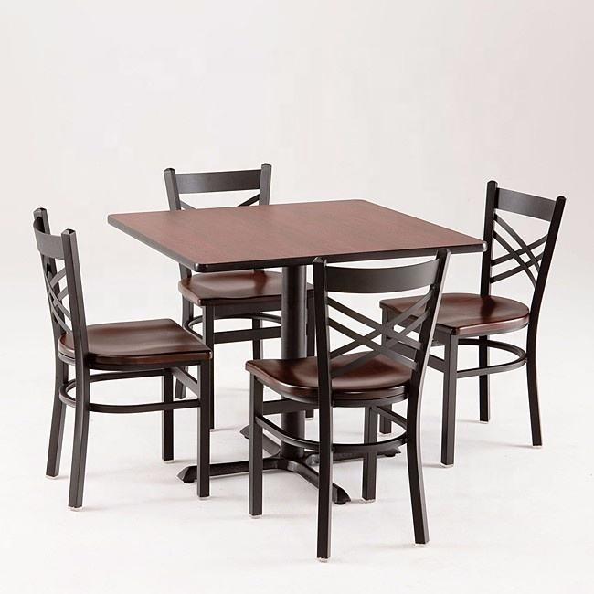Moden Restaurant Furniture Wholesale Chairs And Tables Restaurant