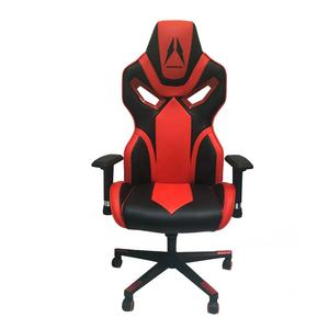 Cool Iron Man design office indoor PU leather thick cushion swivel lifting rocker gaming chair 2019 new product hot sale