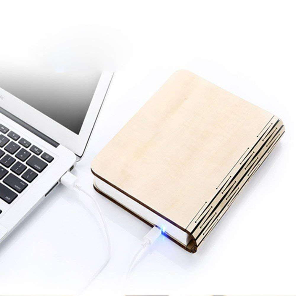 Usb Book Light New Design Smart USB Book Light For Reading In Bed With 360degree Foldable